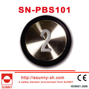 LED Illuminated Push Button (SN-PBS101) pictures & photos