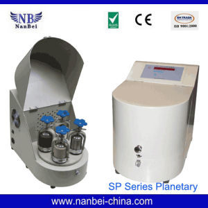 Nanotechnology Sample Grinding Planetary Ball Mill Price pictures & photos