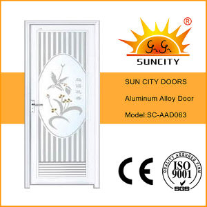 Sun City White Aluminum Doors Design (SC-AAD057) pictures & photos