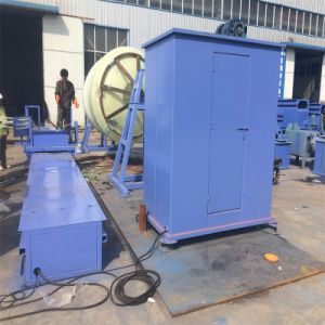 Fiberglass FRP/GRP Horizontal Tank /Vessel Winding Machine Equipment pictures & photos