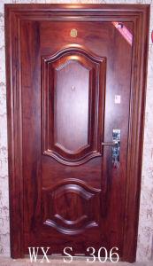 Competitive Interior or Exterior Steel Security Door pictures & photos