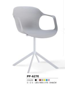 PP Plastic Office Chair PP627e pictures & photos