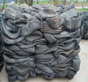 Tyre Compressor for Waste Tyre Using in Distillation Equipment pictures & photos