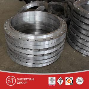 "A105 Carbon Steel Flange (1/2-72""sch10-sch160) pictures & photos"