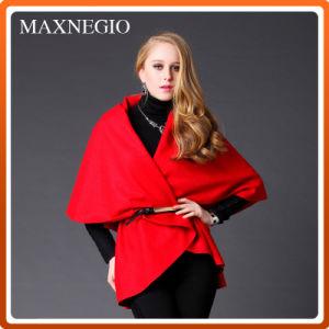 Elegent Fashion Formal Red Women Coats (1-5108)