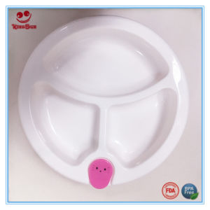 High Quality Water Injection Dinner Suction Bowl for Infant pictures & photos