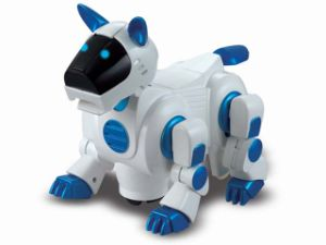 En71 Approval Electric Robot Dog with Light and Music pictures & photos