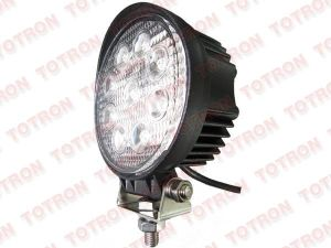"LED Work Light 4"" 27W 9-32V Round (T1027R) pictures & photos"