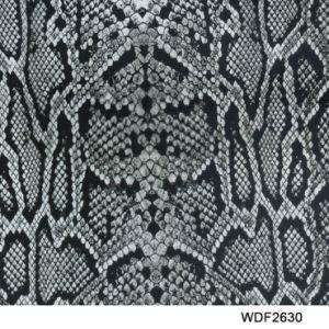 Kingtop 1m Width Animal Skin Design Aqua Print Film Wdf2600 pictures & photos
