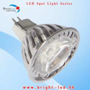 E27/GU10/MR16 LED Spot Light 3*1W/LED PAR Light pictures & photos