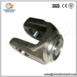 Forging Part Auto Accessory End Yoke pictures & photos