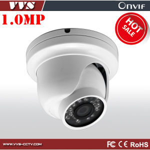 Indoor Metal Vandal Proof IP Dome Camera