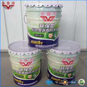 Single Component Water Based PU Waterproof Coating, Polyurethane Waterproof Coating pictures & photos