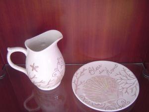 Ceramic Hand Painted Milk Jar pictures & photos