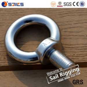 Multi Dimension Stainless Steel Eye Bolt pictures & photos