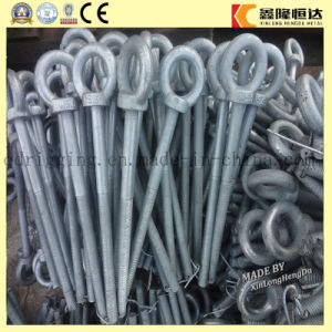 M3 M4 Brass Aluminum Small Eye Bolt with Low Price pictures & photos