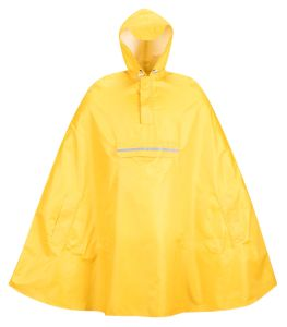 210t Polyester/PU Outdoor Raincoat Export to Europe pictures & photos