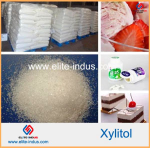 Gmo Free Xylitol Sweetener of Food Additive Sweetener pictures & photos