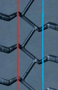 Precured Tread Rubber for Tire Retreading-Pattern S