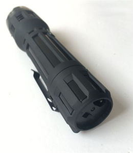 Tactical Aluminum Stun Gun with Rubber Grip Ce Quality (2018) pictures & photos