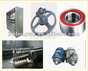 Jinlong 36′′ Centrifugal Exhaust Fan pictures & photos