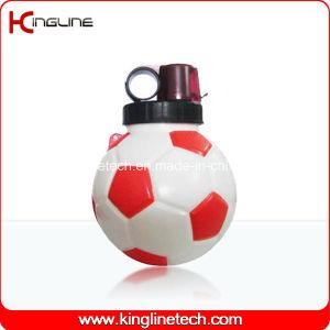 Plastic Sport Water Bottle, Plastic Sport Bottle, 850ml Sports Water Bottle (KL-6822) pictures & photos