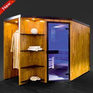 Healthy Infrared Sauna Cabin, Sauna Cabin Room, Sauna Cabin (SR1T2001) pictures & photos
