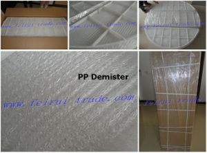 PP Demister for Separating Water Droplets pictures & photos