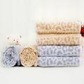 Cotton Jacquard Towel Bathtowel Towellling Coverlet (xinya008)