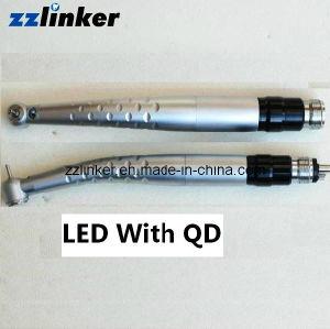 Lk-M74 Quick Coupling Push Button Dental LED Handpiece pictures & photos