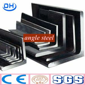 High Quality Hot Rolled Ms Steel Angle Bar Made in China pictures & photos