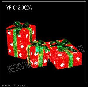 Christmas Gift Box (YF-012-002A)