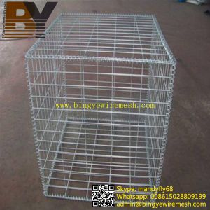 Stainless Steel Wire Basket Gabion Box pictures & photos