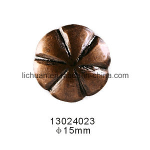 Flower Style Decorative Sofa Nail, Furniture Decorative Nail13024023 pictures & photos