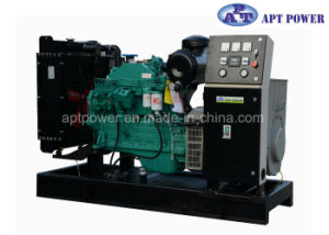 100kVA/80kw Silent/Soundproof/Rainproof Water Cooling Diesel Generator pictures & photos