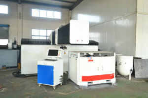 High Precision Cantilever Type Water Jet Cutting Machine pictures & photos