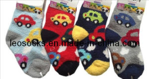 New Style Custom Baby Happy Socks (DL-BB-80) pictures & photos