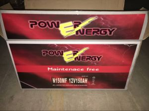 N150mf 12V120ah Maintenance Free Car Battery pictures & photos