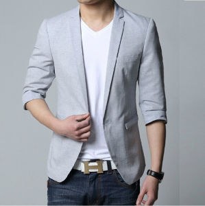 Man Suit Dress Suit Casual Suit Jacket - China Suit, Men Suit