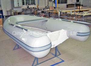 Fiberglass Pedal Pontoon Boat Rib 270 Ce pictures & photos