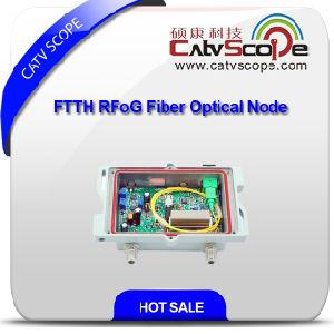 FTTH Optical Receiver Optical Mini Node pictures & photos
