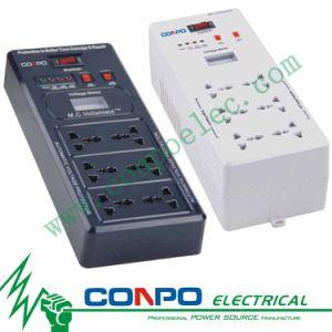 Ar-500va Relay Universal Socket Automatic Voltage Regulator/Stabilizer pictures & photos