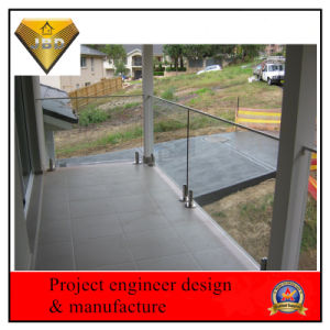 Stainless Steel Glass Villa Railing with Different Design pictures & photos