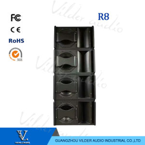 R8 Single 8′′ 2-Way Small Professional Speaker Line Array pictures & photos