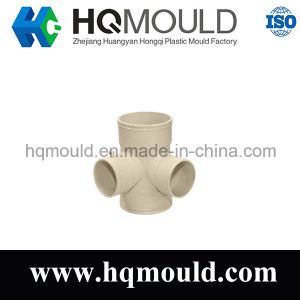 PP Tee/Plastic Pipe Fittings Injection Mould pictures & photos