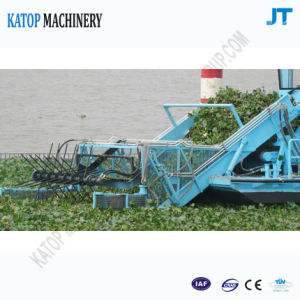 Aquatic Cutting and Cleaning Boat Aquatic Weed Harvest pictures & photos