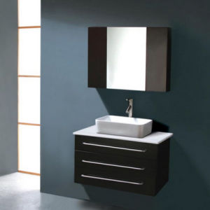 MDF Bathroom Cabinet W-60 pictures & photos