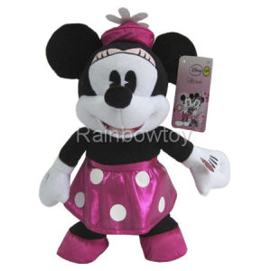 Electric Plush and Stuffed Toy for Disney