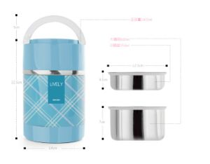 304 Two Layer Stainless Steel Double Wall Vacuum Pot (WE-0101) pictures & photos