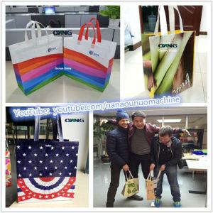 Leader Non Woven Box Bag Machine pictures & photos